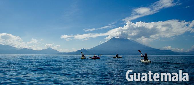Kayak-Guatemala